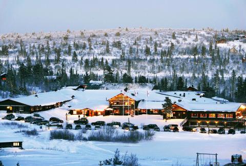 Entre Storhogna Högfjällshotell & Spa