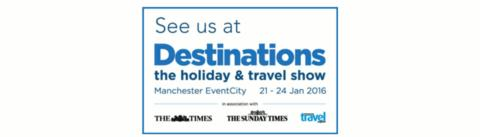 Destinations: The Holiday & Travel Show (Manchester)