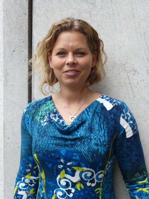 Karin Svensson är Roks nya ordförande