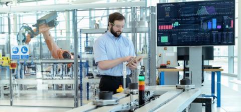 Robotlyftet gör företag redo för automation