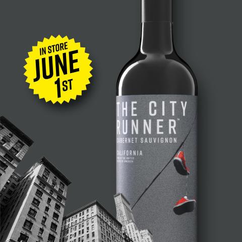 """NYA The City Runner - ett välbalanserat """"street wine"""" från Kalifornien"""