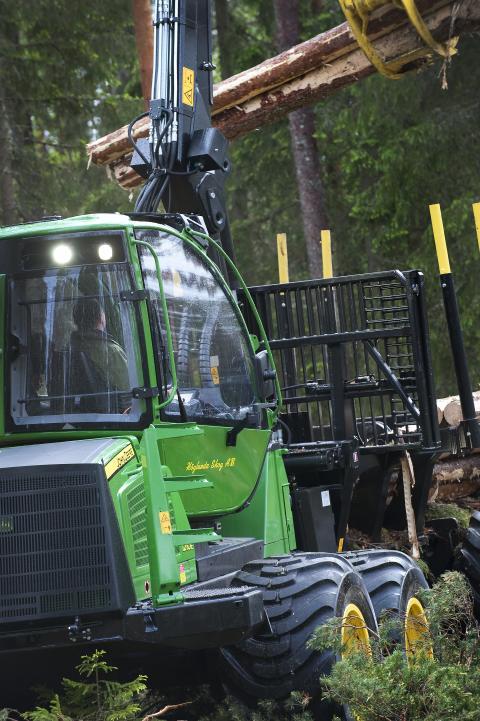 Dubblad registrering av skotare i september - Sydsverige driver marknaden