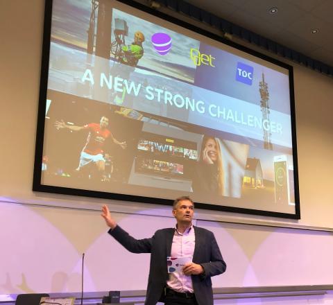 Ny ledergruppe på plass i Telia Norge