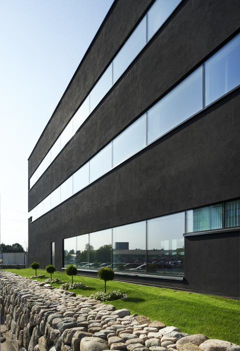 Arkitektbolaget nominerat till byggnadspris för energieffektiva kontors- och industrilokaler