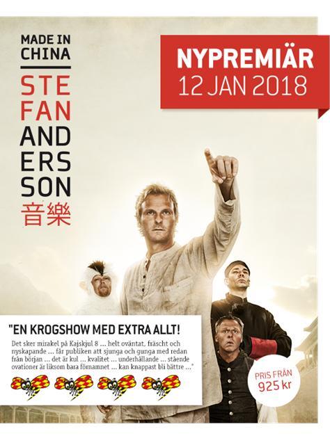 Stefan Andersson åter i Göteborg
