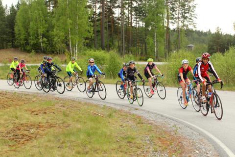 Tri4fun Camp Väsby 2016