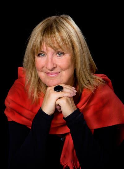 Anita Strandell gästar Sunbirdie på Mar Menor
