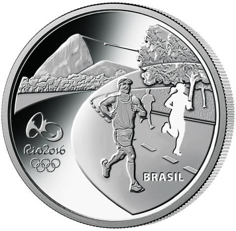 Rio 2016 -hopearaha