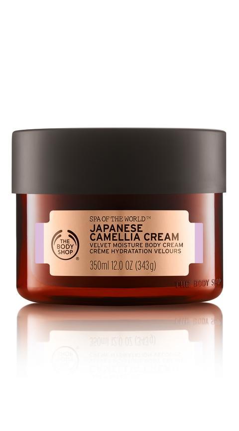 Japanese Camellia Cream