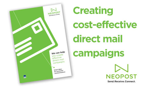 Creating cost-effective direct mail campaigns