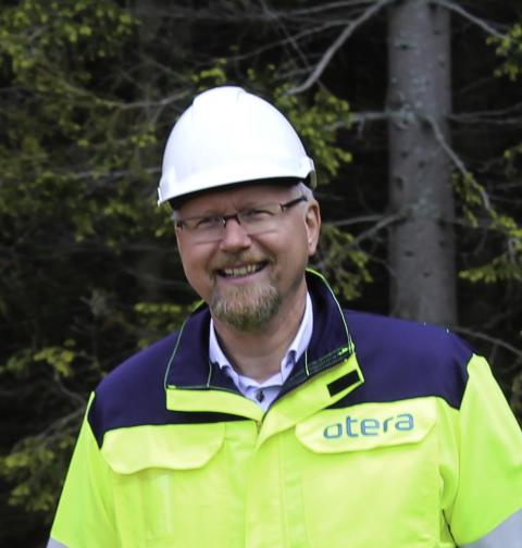 Jan Sigvartsen, Administrerende Direktør i Otera AS