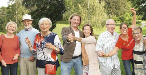 Året som gick i Blomsterfonden - Årskrönika 2019