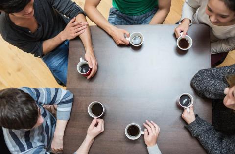 Nytt i Grums - snart öppnar Allas café