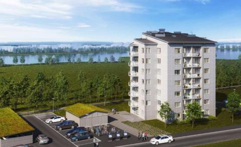 Nu öppnar Riksbyggen dörrarna i Nyköping och över hela Sverige