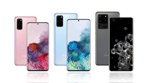 Samsung presenterar Galaxy S20 – Revolutionerande kamerateknik, hög prestanda och framtidssäkrad för 5G