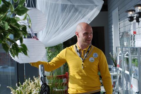Efterlängtade IKEA Uddevalla överträffade förväntningarna