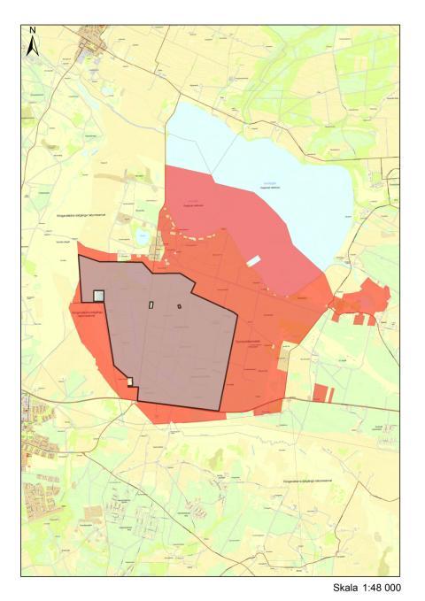 Karta Vomb markinnehav Malmö stad