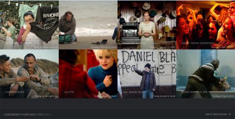 Lyckad terminspremiär för Lindesbergs Filmstudio