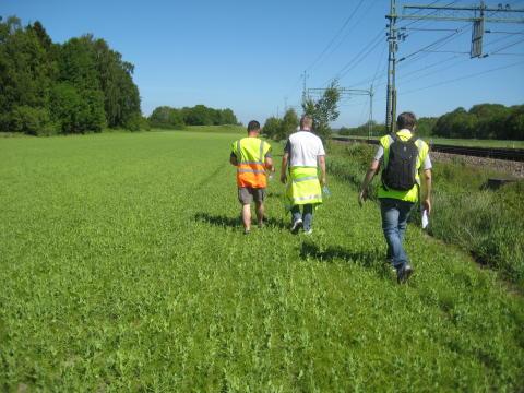 18 km ny avloppsledning gör det möjligt  för Varberg att växa