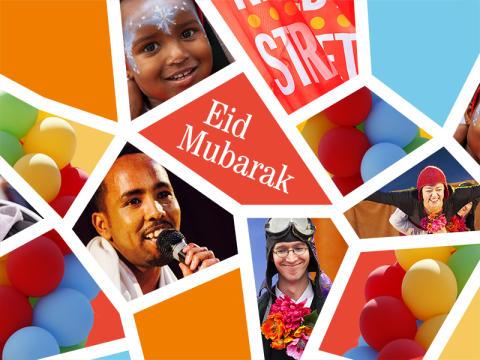 Rinkebystråket bjuder in till Eid-firande