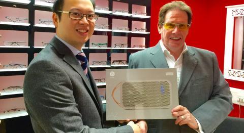 Rodenstock 100% Optical Prize Winner