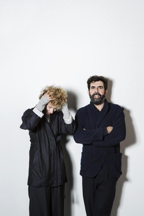 Norwegian Presence 2019: Jannicke Kråkvik og Alessandro d'Orazio i Kråkvik & D'Orazio