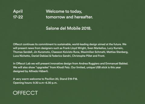 Invitation_Offecct_Salone_del_Mobile_2018