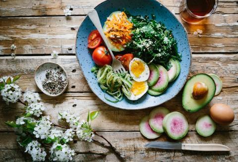 En av tre planerar att äta mer vegetariskt