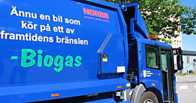 Fortsatt satsning på biogas i Örebro