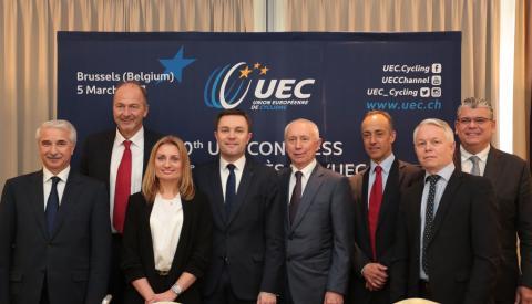 DCU-formand er valgt ind i den europæiske cykleunion