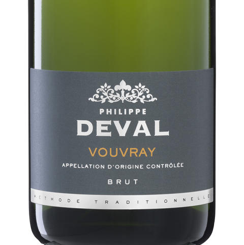Nyhet 1/12. Philippe Deval Vouvray Brut - eleganta bubblor från Loiredalen