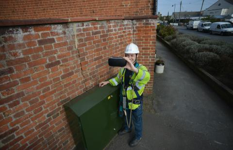 Openreach embraces virtual reality to hire nearly 120 East of England trainee engineers