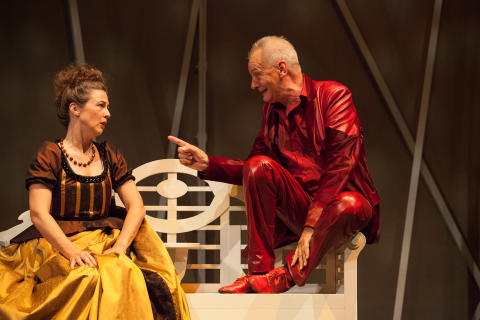 Faust am Goetheanum: ‹Faust 1›: Der Nachbarin Haus
