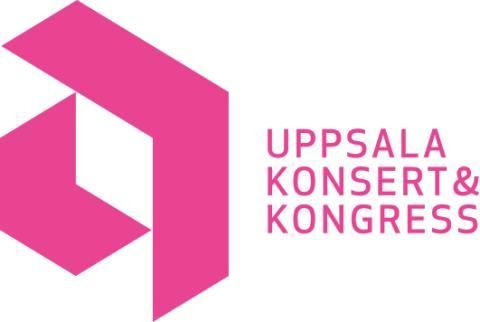 Logotyp UKK - cerise