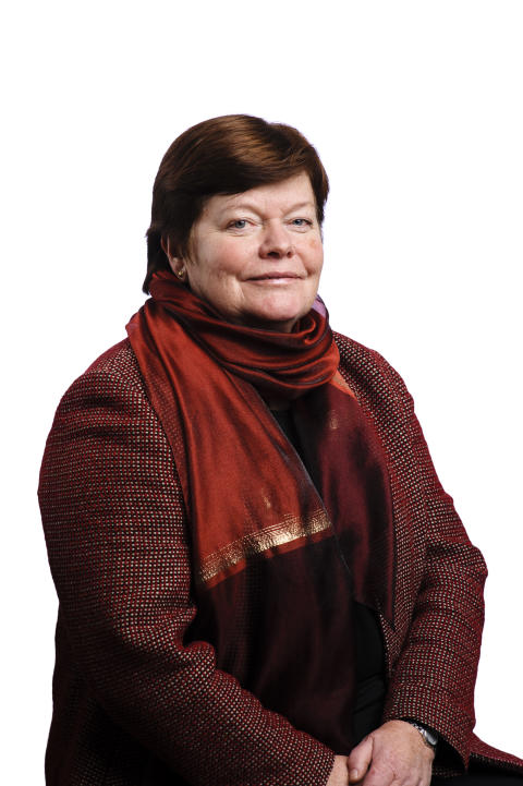 Karin Kronstam, styrelseledamot, Praktikertjänst.