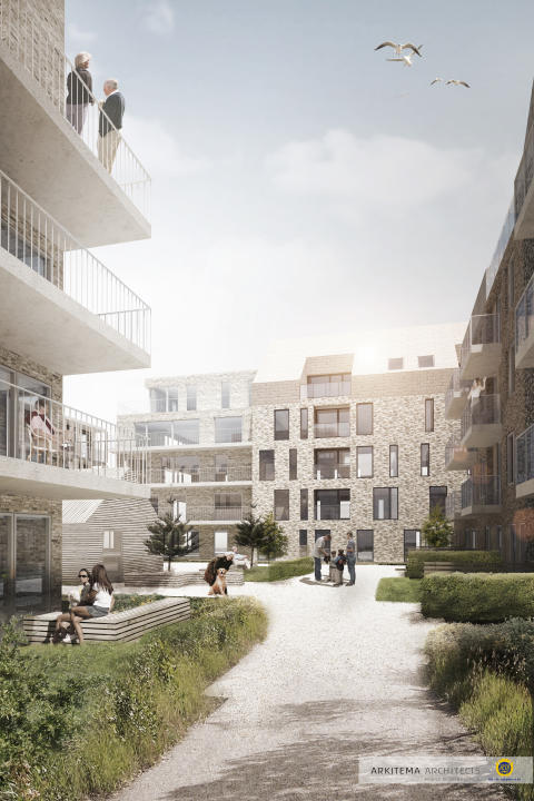 Startskott för stadsdelen nya Hovås i Göteborg