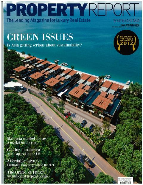 Evorich Flooring Group Featured on Southeast Asia Property Report Magazine October Issue