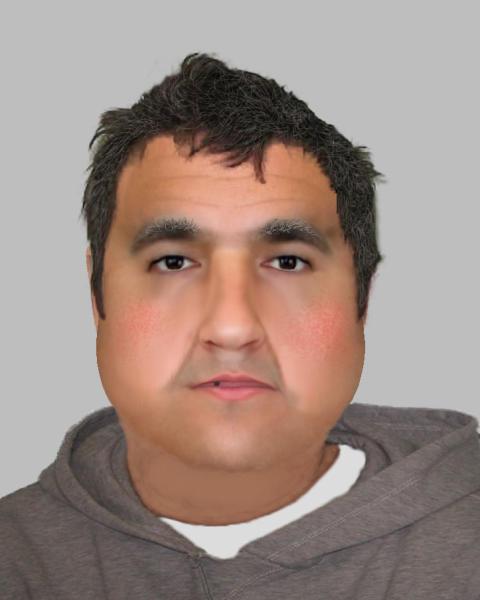 E-fit suspect 2