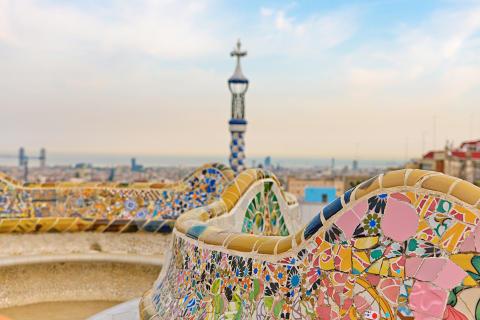 Barcelona toppar listan som vårens cityfavorit