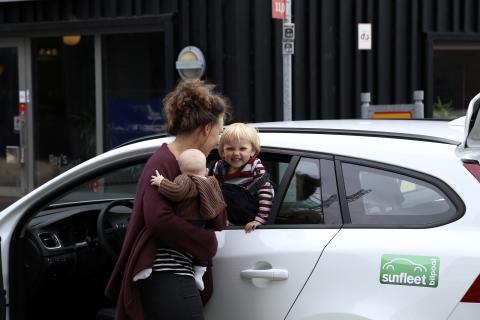 Det ökande bilpoolandet i Västerås bidrar till en positiv miljöpåverkan