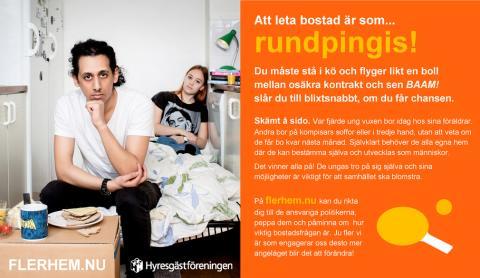 Festival-förfest och final för #viförtjänarbättre