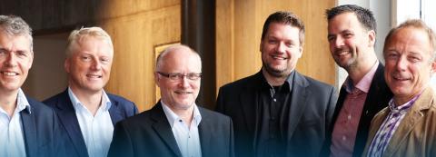 Validér og Powel tegner omfattende strategisk avtale - skaper Norges største plattform for håndtering av smarte målere