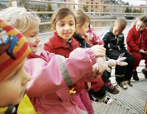 Norrköpings förskolor får 19 miljoner av Skolverket