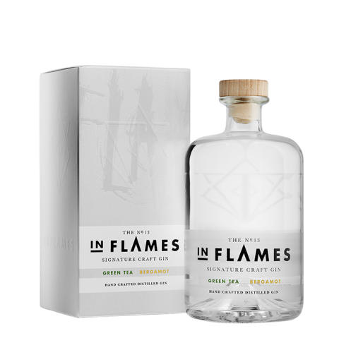 In Flames följer upp med ny gin, Batch 3