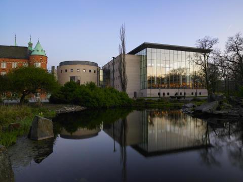 Stor ökning av besök till Stadsbiblioteket i Malmö