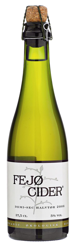 Fejø Cider - Havltør Demi-Sec