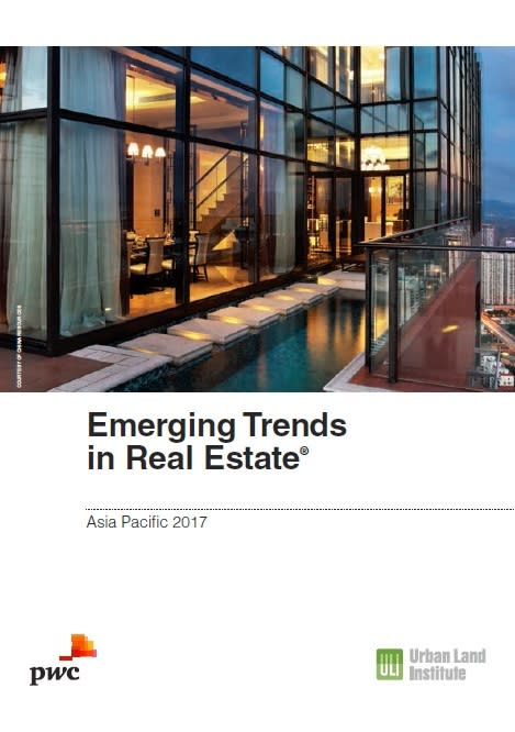 Singapore downturn continues, but investors begin to look for deals says  Emerging Trends in Real Estate® Asia Pacific 2017