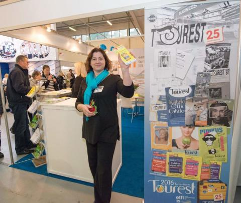 The Oldest Travel Fair in The Baltics Goes Club and Food