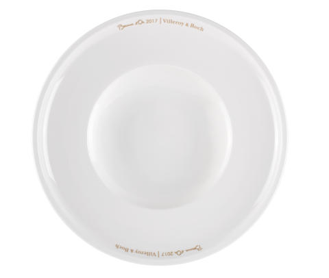 Bocuse d'Or 2016/2017: Artesano Professionale from Villeroy & Boch Official Competition Plate