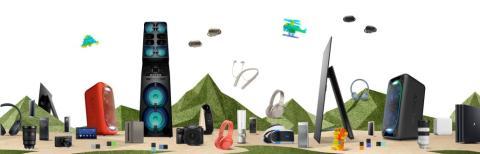 A Sony revela novas inovações na IFA 2017, incluindo os mais recentes  produtos móveis, áudio, televisão e fotografia